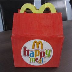 simple thoughts simpele surprise macdonalds