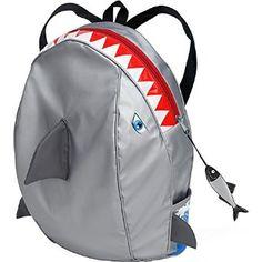 Amazon.com | Kidorable Shark Backpack (Grey - One Size) | Backpacks