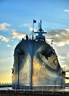 USS Battleship Alabama by Deadly Dreamer, via 500px