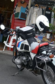 BMW R100GS : HARBEE'S GENERAL STORE