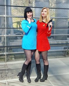 "Nyra  on Instagram: ""First day of LBM was super chill and fun! Thanks to everyone who said Hi  #lbm #mcc #startrek #cosplay"""