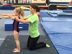 Even more back handspring drills | Swing Big!
