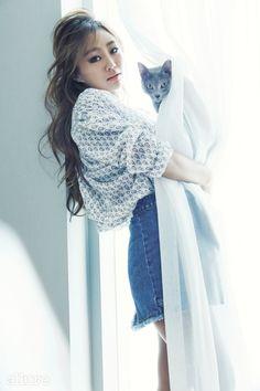 #SISTAR Hyorin for Allure - April 2015