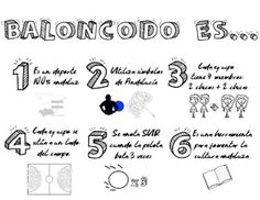 VALVERDEANDO EN EL COLE: Practicando el Baloncodo Journal, Games, Journals