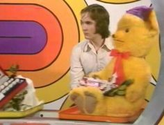 Cuddly Toy! - Generation Game