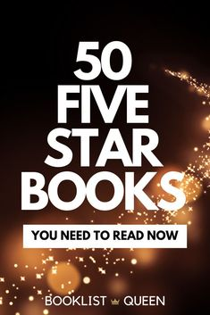 If you want the best of the best, these five star books won't disappoint. Here are 50 of my all-time favorite books to read. Best Books To Read, Good Books, My Books, Book Club Books, Book Lists, Book Of Life, This Book, Reading Challenge, Five Star