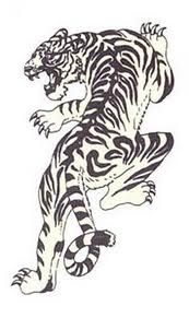 japanese tiger tattoo - Google Search