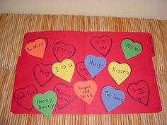 Dr. Jean & Friends Blog:  valentine songs