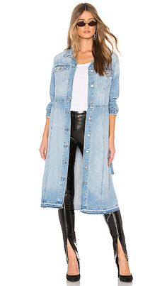 908d8a2ee0ff9 Check out our picks for the Ramsey Denim Duster Sanctuary - Women s fashion Coats  Jackets from the popular stores - all in one.