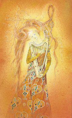 Harp, Sulamith Wulfing