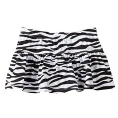 aw! What 3-month-old doesn't need a zebra skort?!?!