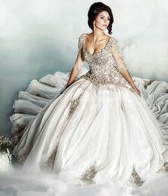 Toả sáng trong ngày cưới cùng váy cưới đẹp  Thế giới thời trang