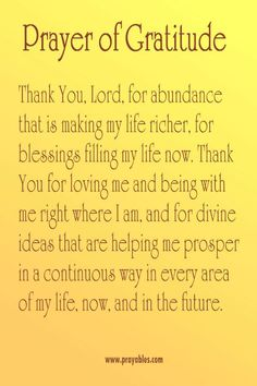 Image result for gratitude prayer