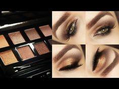 Makeup com a Palette Divina da Eudora - maquiagem de olhos e rosto!