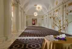 Empire Ballroom Foyer makes for a perfect event.
