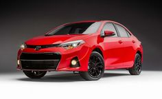2016 Toyota Corolla Sport Special Edition