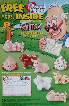 weetos pound piggies