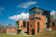 4 Springs Lane by Robert M. Gurney Architect on Behance