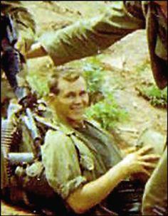 Virtual Vietnam Veterans Wall of Faces | DUANE A JOHNSON | ARMY