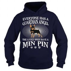 Awesome Tee MIN PIN IS MY ANGEL T-Shirts