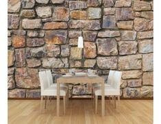 Beige Stone Wall 12 X 8 3 66m 2 44m