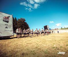 Jeep X Red Bull 400: Und los!