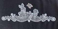 Foto Gardening Tips, Brooch, Crown, Jewelry, Bobbin Lace, Bias Tape, Lace, Pictures, Fantasy