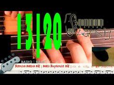 Rítimica Básica BX 13 | Basic Rhythmics BX 13 | 十三 :バス の  リズム の 基本[きほんてき]