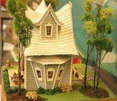 Whimsical Ways: Dollhouse Inspiration.