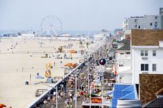 "Ocean City boardwalk puts the fun into ""summer fun"""