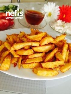 Çıtır Baharatlı Patates