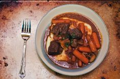 Once you try this Baked Beef and Red Wine Stew, you won't want to make a stew any other way.