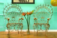 Love, love, love these chairs!!!