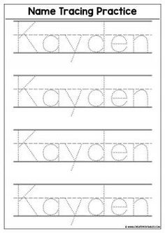 best 25 name tracing worksheets ideas on pinterest tracing names printable name tracing and. Black Bedroom Furniture Sets. Home Design Ideas