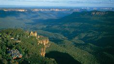 Blue Mountains, NSW, Australia.