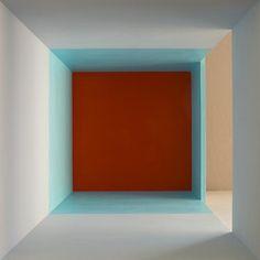 Interior Color. 2 of 2... Erin O'Keefe (American, b. 1962) - Empty (2011)