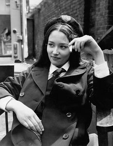 Inch Print - High quality print (other products available) - Olivia Hussey in Gerry O& All the Right Noises - Image supplied by British Film Institute - Photo Print made in the USA Olivia Hussey, Pretty People, Beautiful People, Leonard Whiting, Divas, Film Institute, Romeo And Juliet, Looks Cool, Old Hollywood