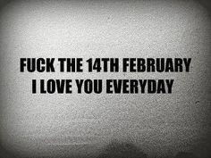 i love u every day