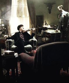 Benedict Cumberbatch as Sherlock Sherlock Holmes Bbc, Sherlock Fandom, Watson Sherlock, Moriarty, Loki, Benedict And Martin, Sherlolly, Benedict Cumberbatch Sherlock, 221b Baker Street