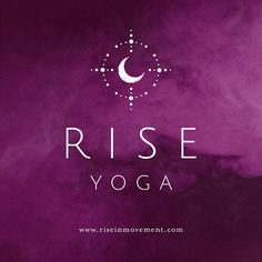 A closer look at the logo design for @riseyoga_and_movement's recently launched branding. RISE is a yoga platform for self discovery, aiming  to bring to life the belief that everyone has a divine spark or potential within. 🙌🏻✨