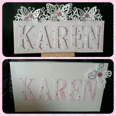 I Card, Frame, Gifts, Home Decor, Picture Frame, Presents, Decoration Home, Room Decor, Favors