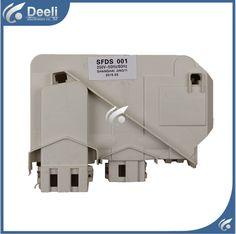 Free shipping Original for Samsung washing machine door switch DC64-00652D MG60-1203E door interlock switch