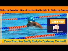 Diabetes Exercise - Does Exercise Really Help In Diabetes Control.