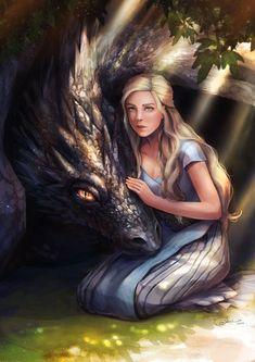 Daenerys Targaryen by MicehellWDomination.deviantart.com on @DeviantArt