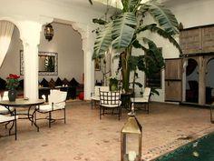 Patio, Riad Altaïr, Marrakech