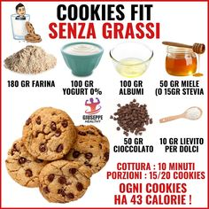 Conseils fitness en nutrition et en musculation. Sweet Recipes, Dog Food Recipes, Cooking Recipes, Biscotti, Tips Fitness, Good Food, Yummy Food, Food Platters, Fake Food