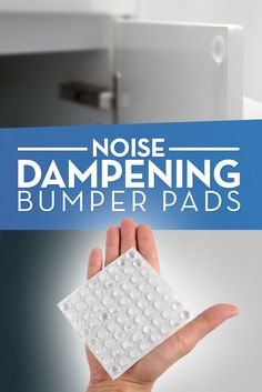 64 rubber bumper pads, 3mm thick. Protect and dampen harsh sounds of slamming kitchen & bathroom cabinet doors, wardrobe doors & drawers. They are non slip and non scratching so will prevent cutting boards, coasters, Electrical items from slipping off surfaces