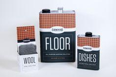 Elbow Grease branding and packaging by Jaclyn Merk