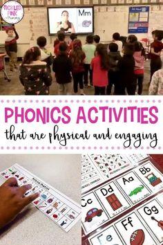 Fun Phonics Activities