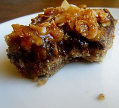 Healthy Magic Cookie/Seven Layer Bars by HealthyIndulgencesBlog, via Flickr